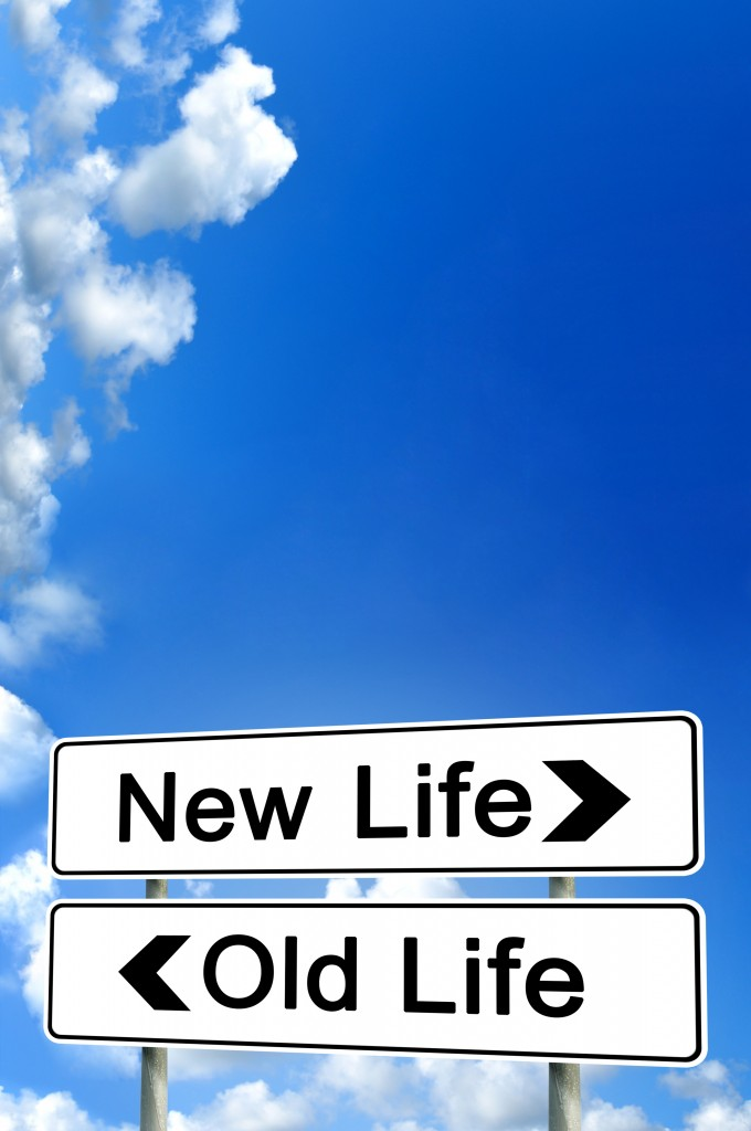 By Retirement Quotes, Sign Of  New Life And Old Life