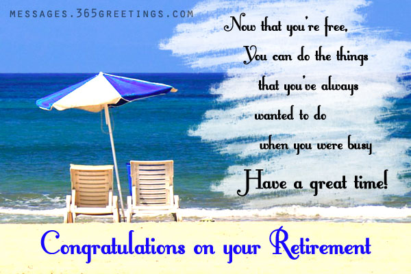 361 quotes) Sayings About Retired people, Retirement Messages