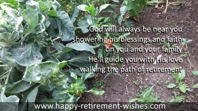 He'll Guide You Wiht His Love, By Retirement Quotes