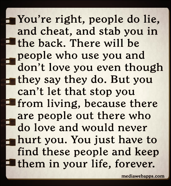 You Just Have To Find These,By People Quotes