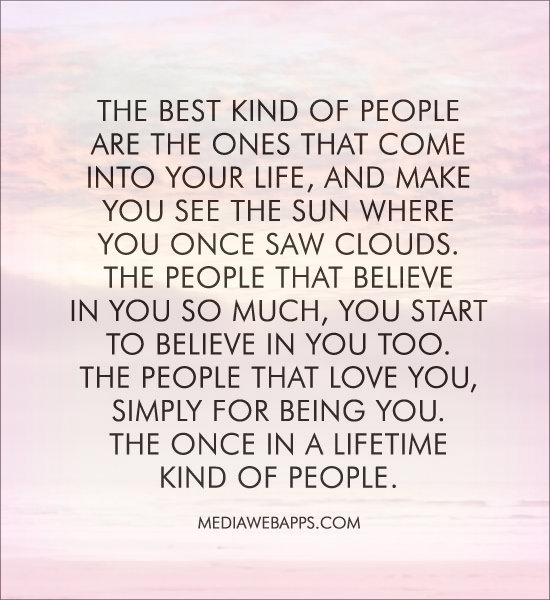 You See The Sun Where, By People Quotes