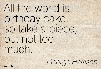 Birthday Quote ~ Another candle on your cake