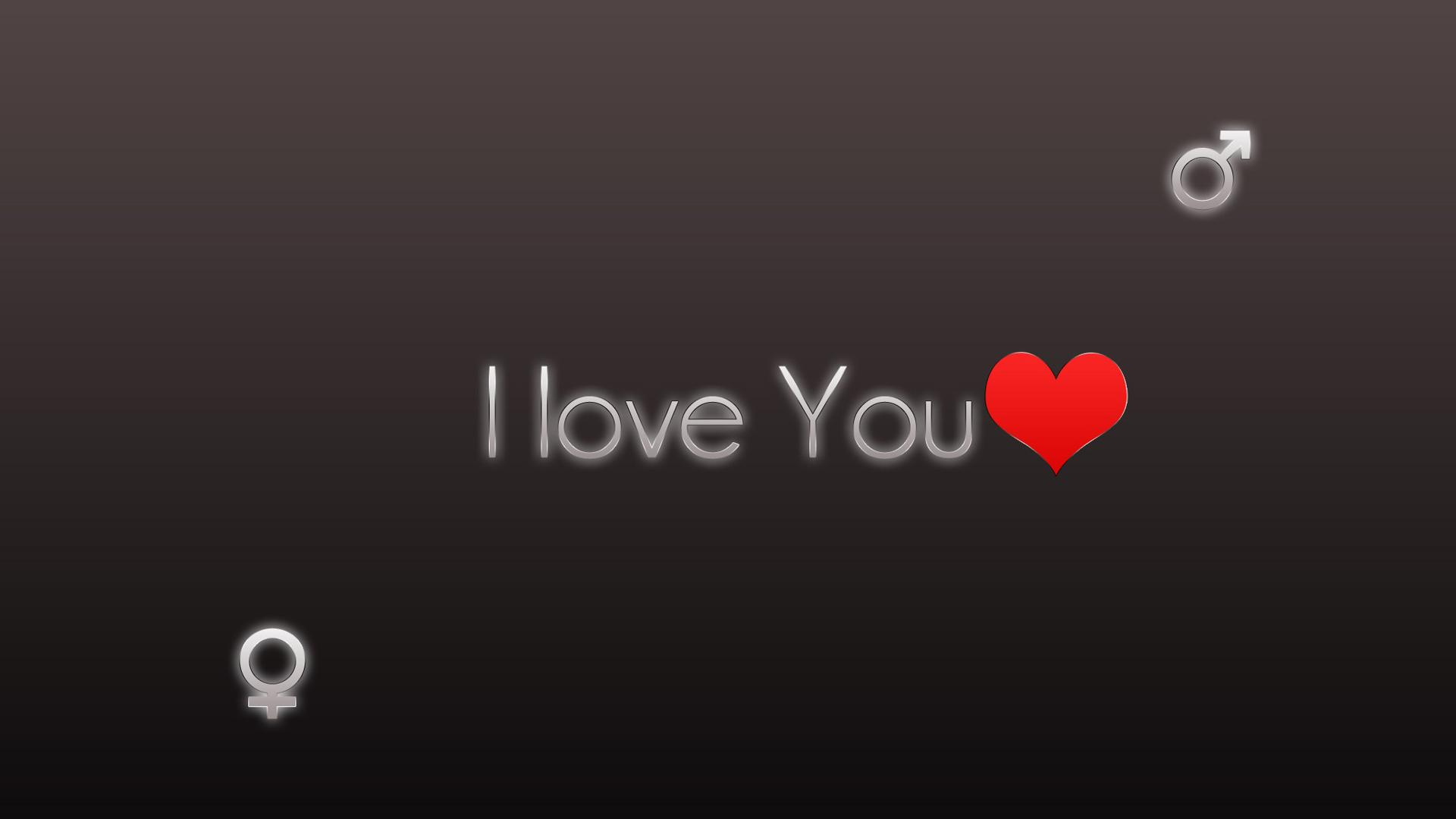 Superior I Love You Best Quotes HD Wallpaper