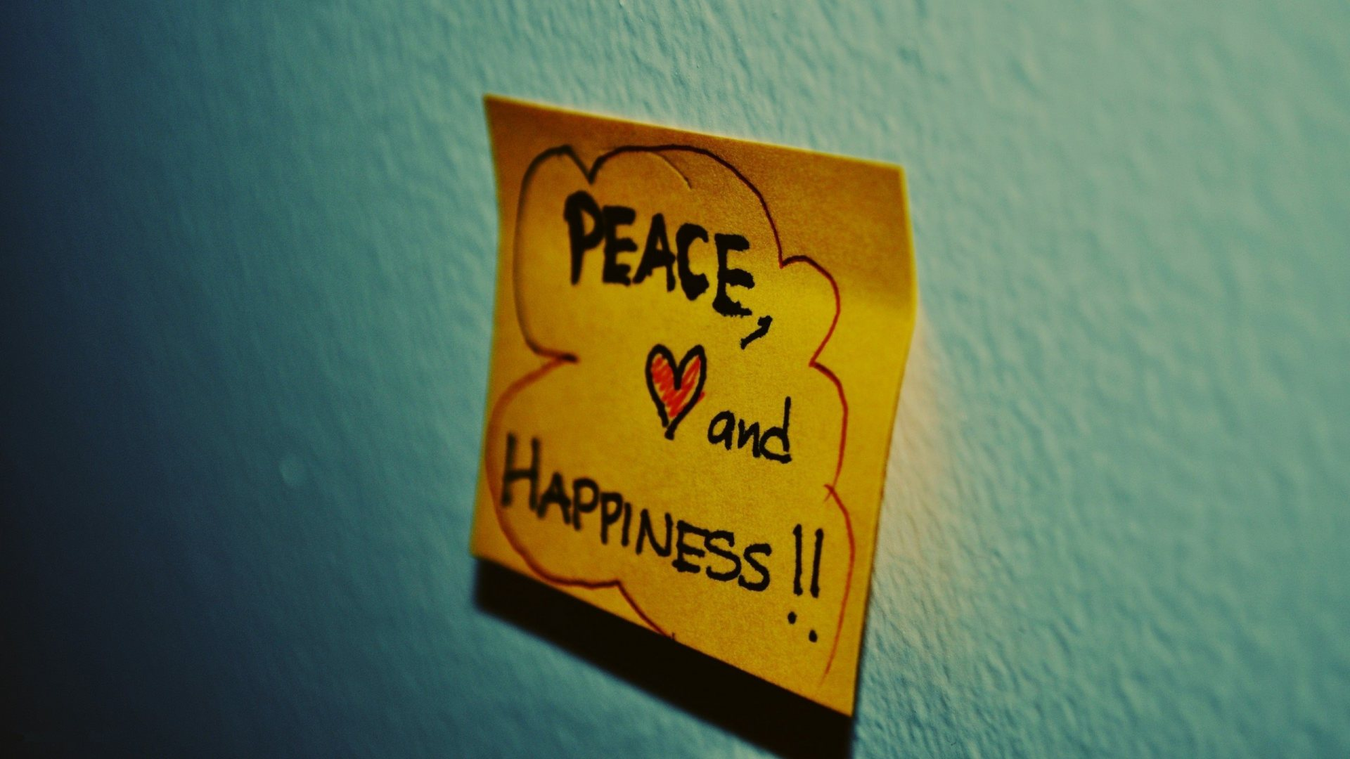 Peace, love and happiness!! ~ Best Quotes - Quotespictures.com