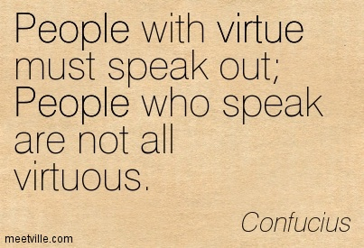 being virtuous though confucius krishna and