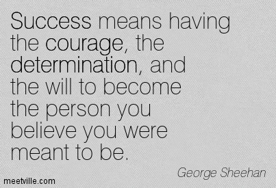 success means to you