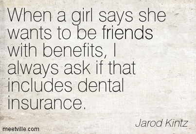 girl wants to be friends with benefits