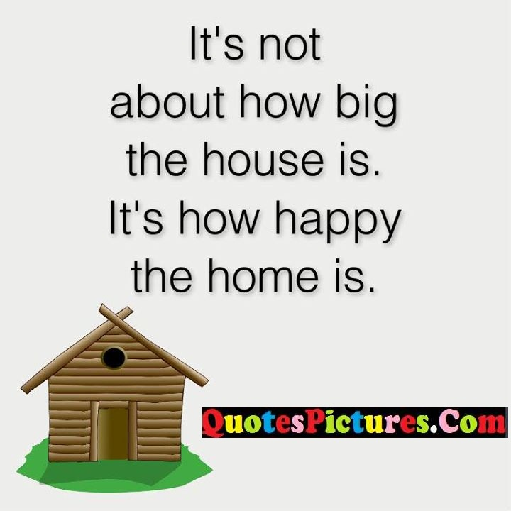 about house happy home