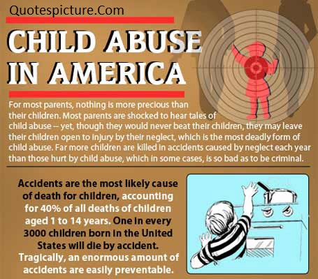 Abuse Quotes - Child Abuse In America