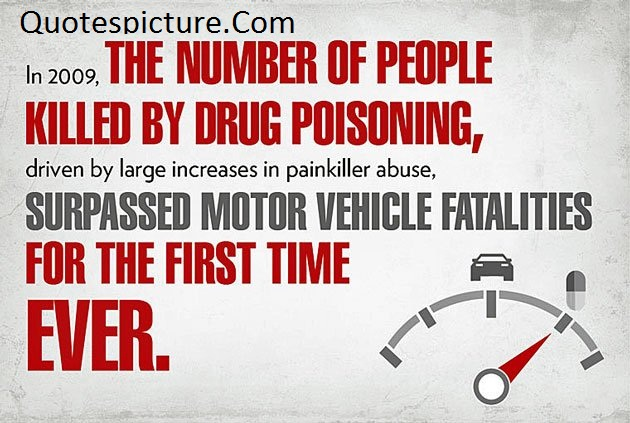 Abuse Quotes - Driven By Large Increases In Painkiller Abuse