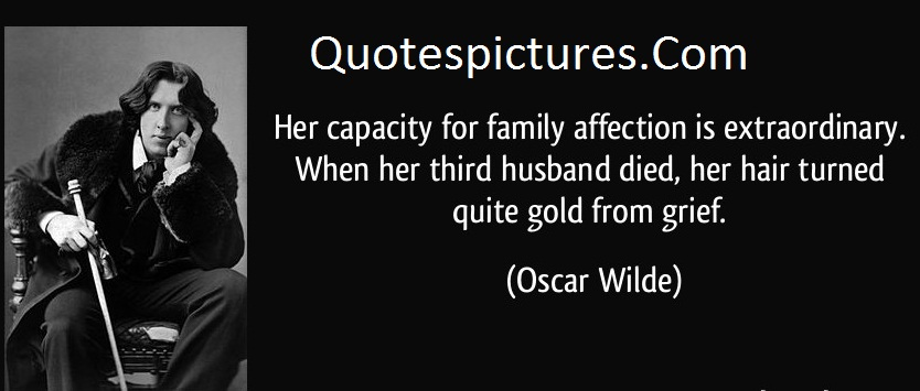 Affection Quotes - Her Capacity For Affection Is Extraordinary By Oscar Wilde
