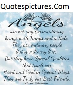 Angel Quotes - They Are Truly Our Best Friends By Aarti Khurana