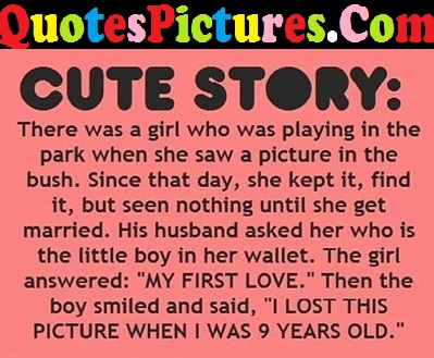 Awesome Life Quote - Cute Story