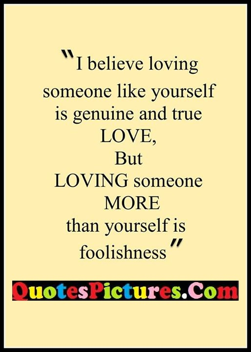 believe like love more