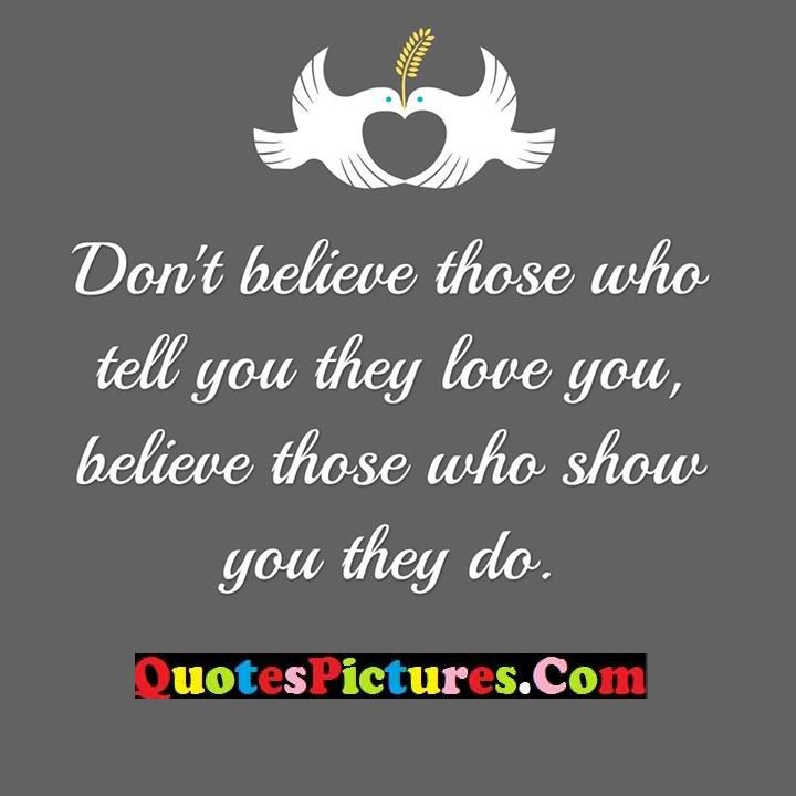 believe love who they do