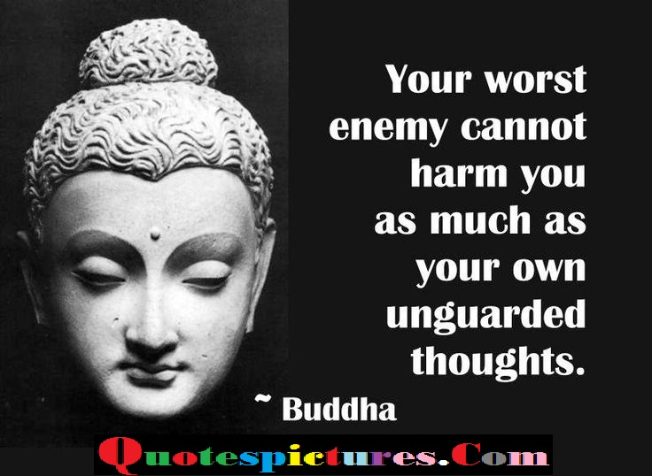Buddhist Quotes - Amazing Thoughts By Buddha
