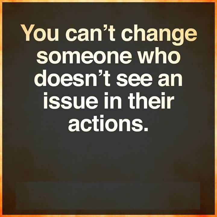 changing actions