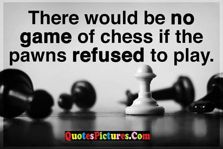 chess a good mind game