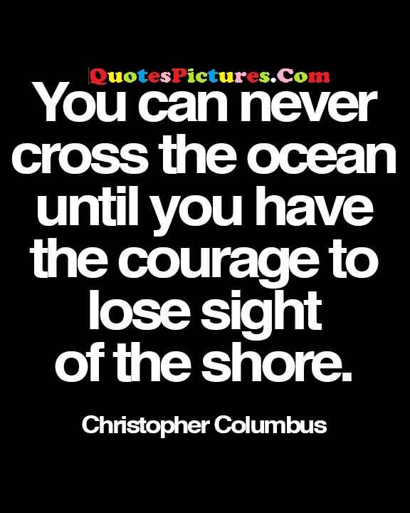 columbus cross courage