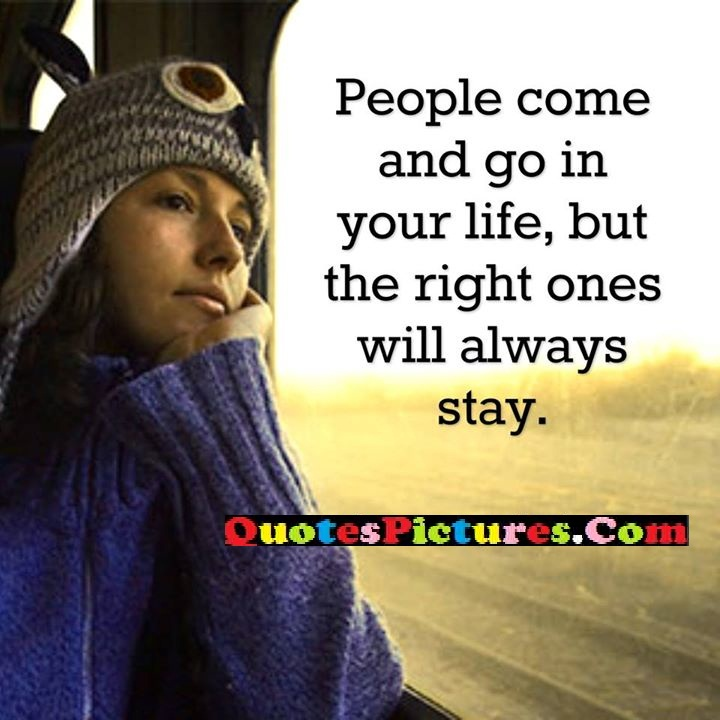 come life always stay