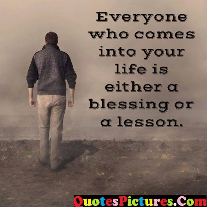 comes life blessing lesson