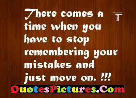 comes stop mistakes move