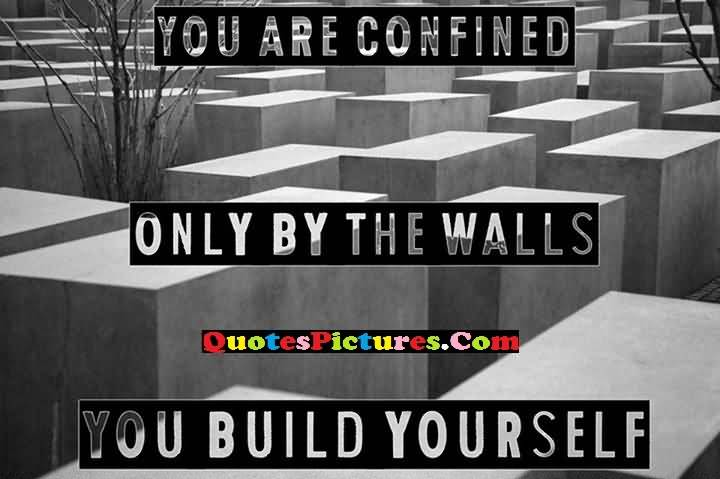 confined walls