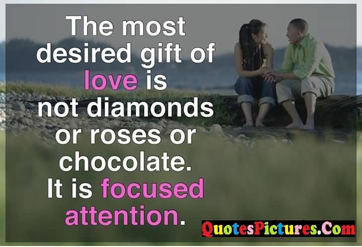 focused love
