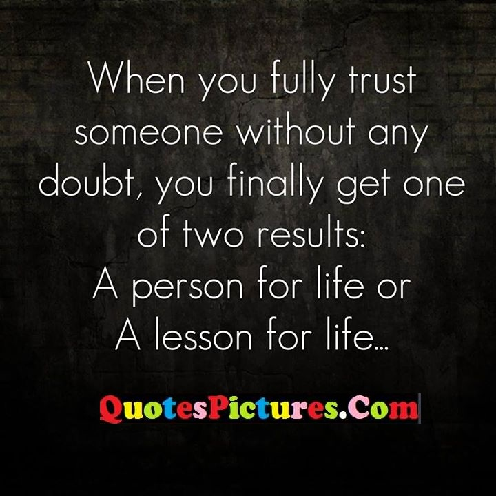 fully doubt results lesson