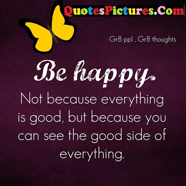 happy everything good side