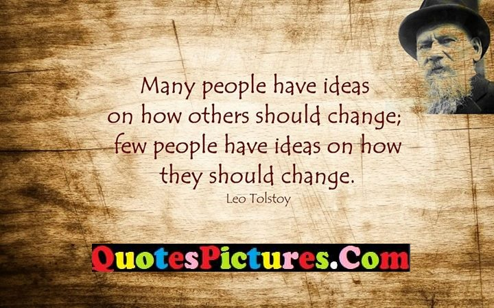 ideas change people quote