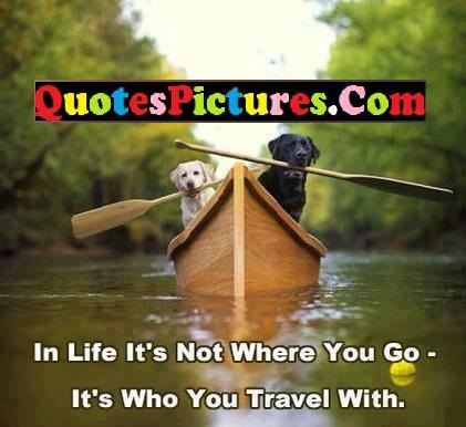life go travel quote