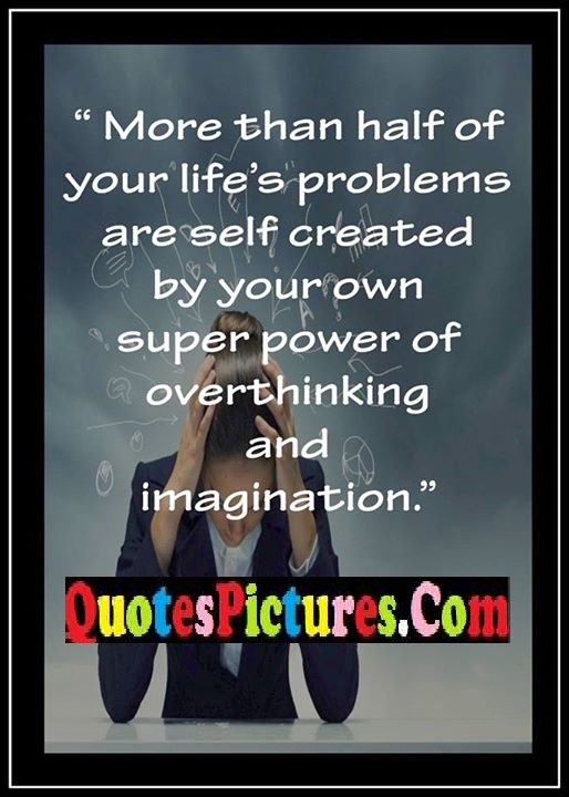 life's problems power thousand thoughts