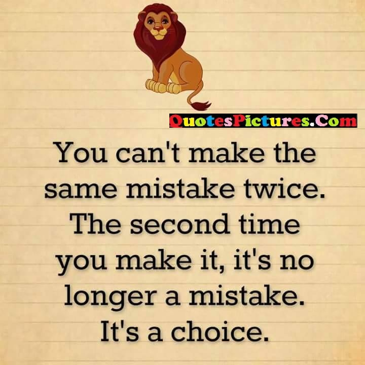 make twice longer mistake