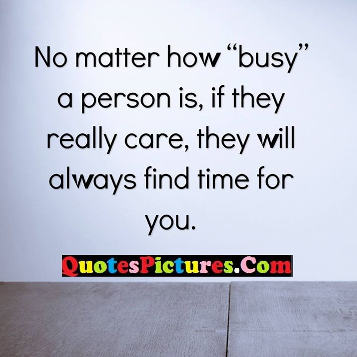 matter busy care find