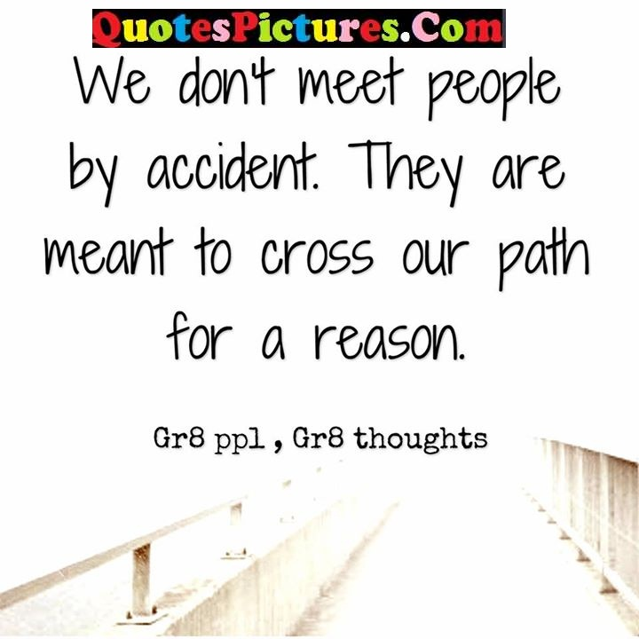 meet accident cross path reason