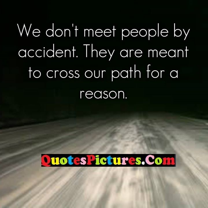 meet accident cross path