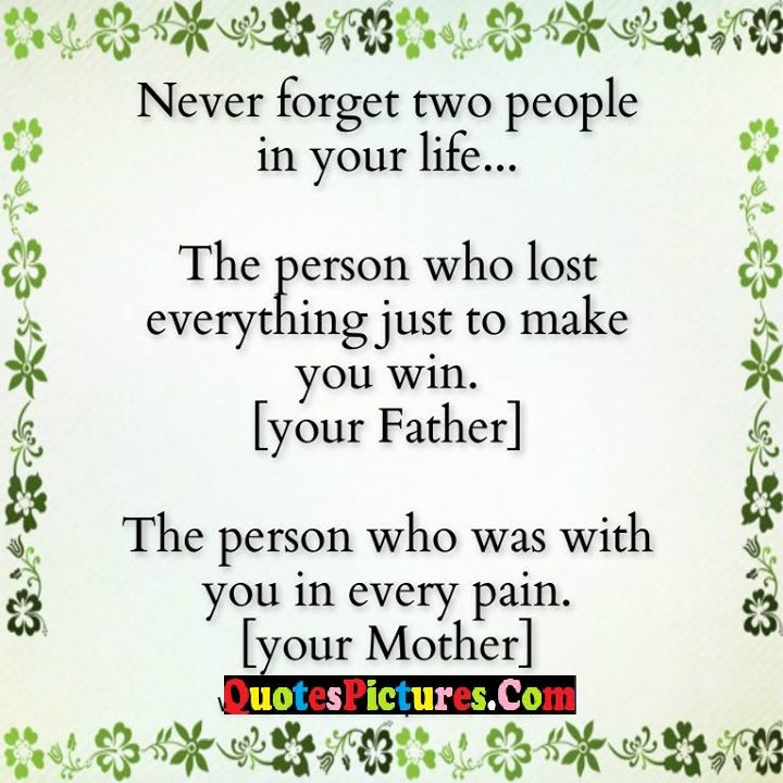 never life lost make pain