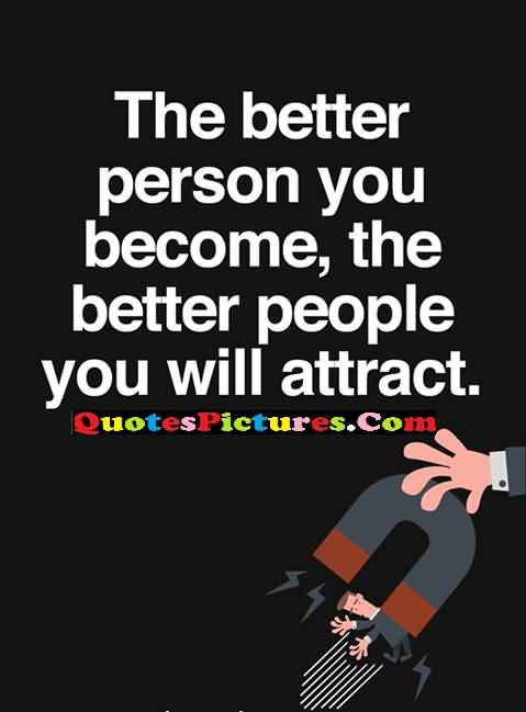 person attract better