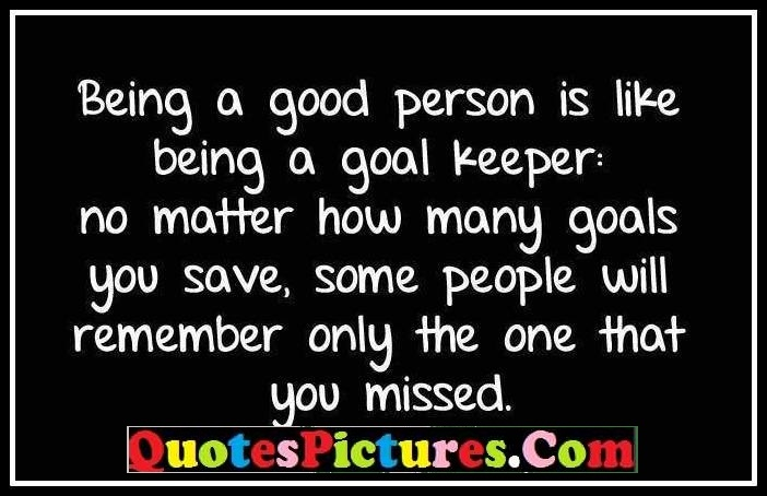 person keeper matter remember