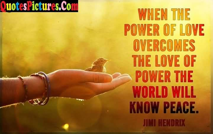 power of love quotes