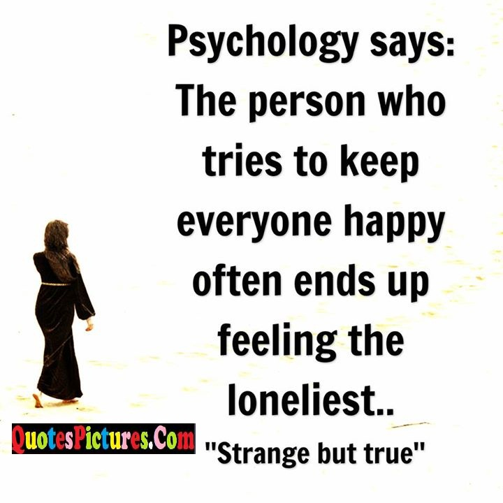 psychology tries keep feeling