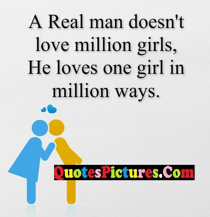 real love million ways