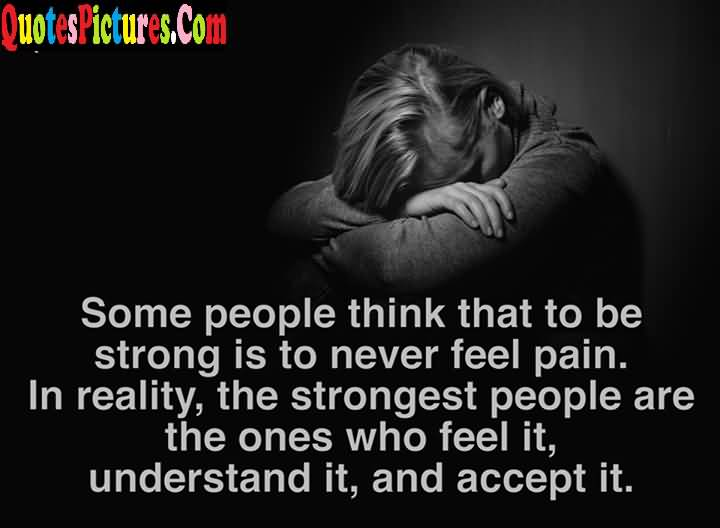 reality of the strongest people