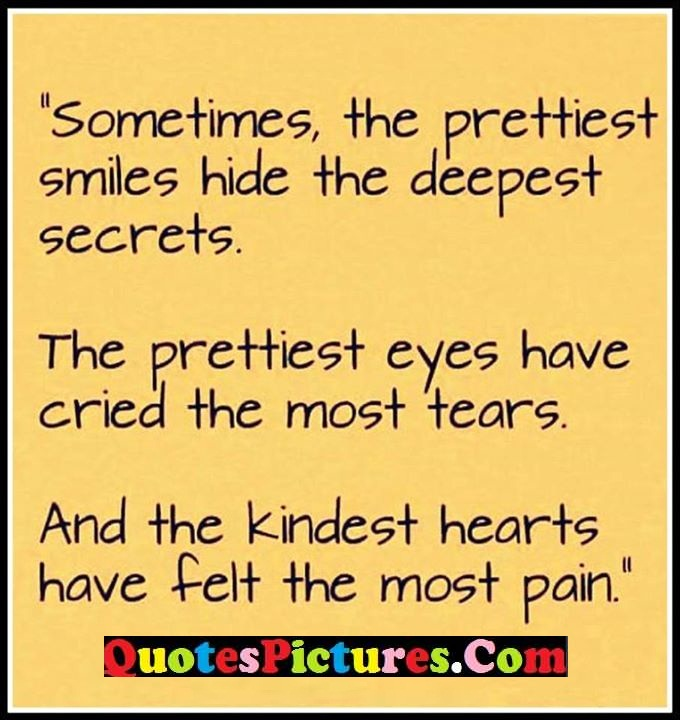 smiles secrets eyes tears