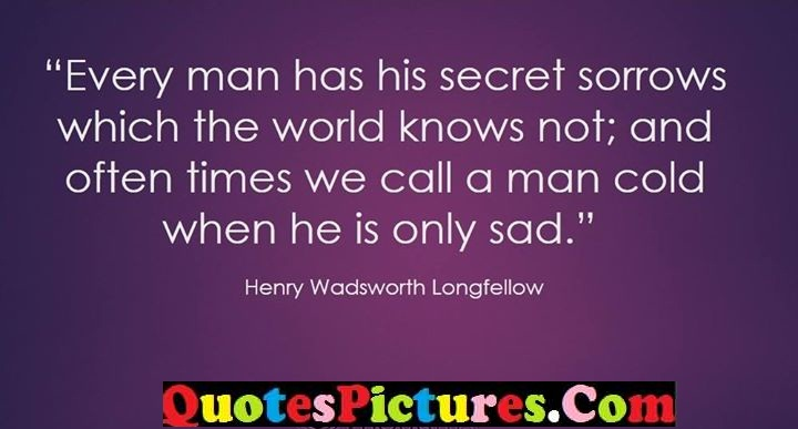 sorrows world know call