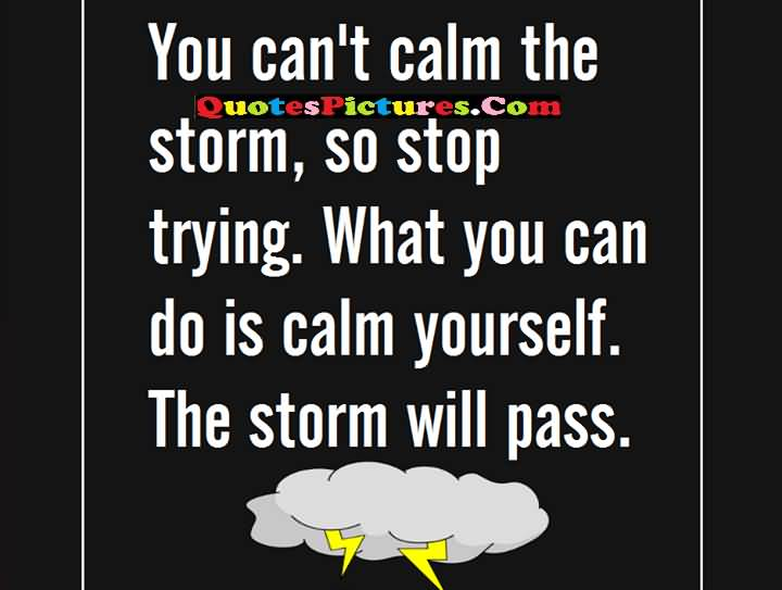 strom in yourself