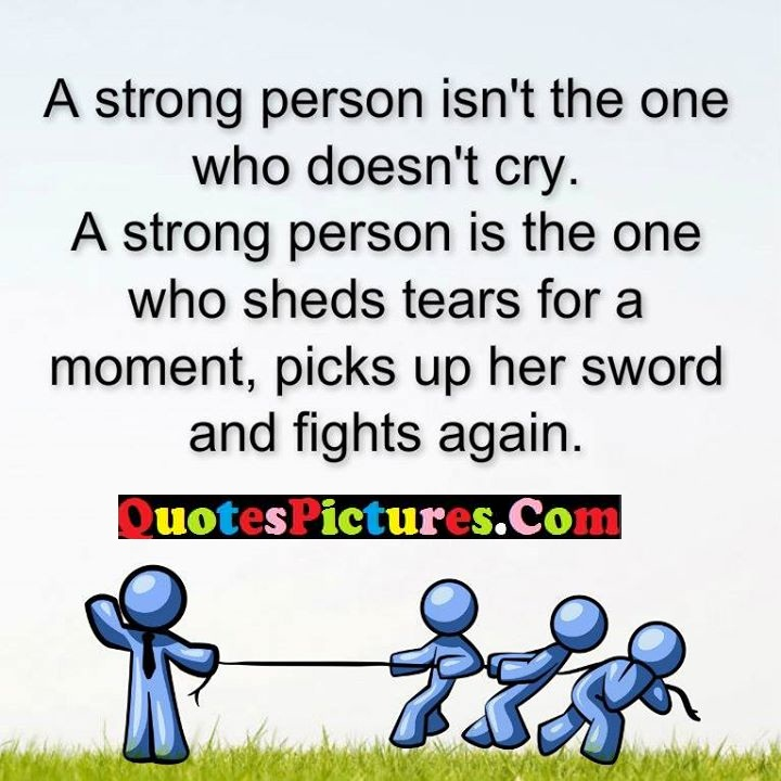 strong tears moment picks