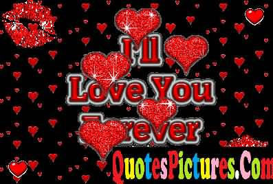 True Love Quote - I Love You Forever