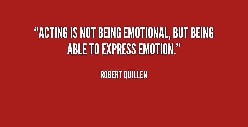 Acting Quotes And Acting Sayings Images